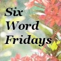 Click this image to visit Adrienne at My Memory Art for more Six Word Friday fun