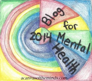 Blog For Mental Health 2014